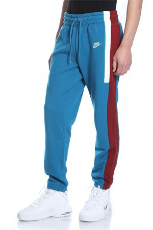 NIKE | 9 | AQ2100-301 ISSUE PANT  FLCblu/red