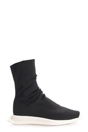 RICK OWENS-DRKSHDW | 10000039 | DS18F7820 KLY RUNNER STRETCH SOCK LOW911