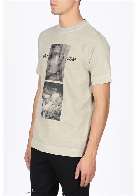 S/S TEE W/PRINT 1017 ALYX 9SM | 8 | AAMTS0035FA01 S/S TEE W/PRINT 15TAUPE