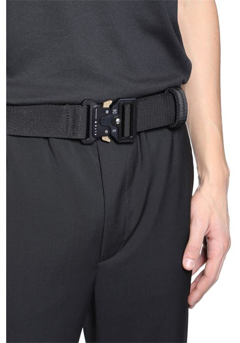 1017 ALYX 9SM | 22 | AAUBT0001FA02 CLASSIC ROLLERCOASTER BELTBLACK