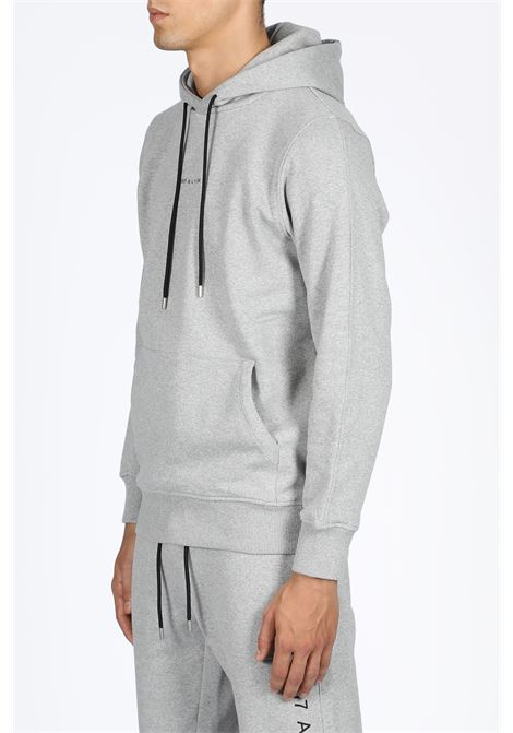 HOODED SWEATSHIRT VISUAL 1017 ALYX 9SM | -108764232 | AVUSW0009FA01 HOODED SWEATSHIRT VISUALGREY