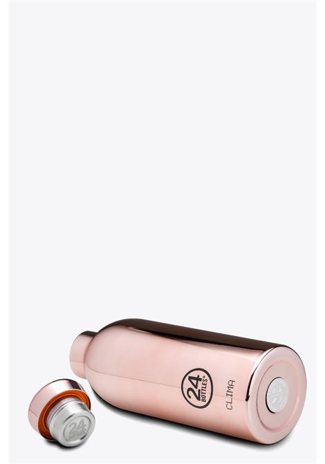 stainless steel bottle 24 BOTTLES | 30000036 | 21605ROSE GOLD