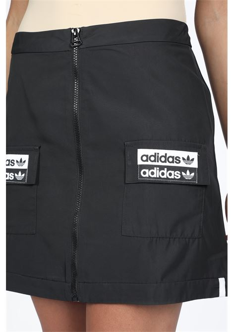 ADIDAS ORIGINALS | 15 | ED7447 SKIRTBLACK