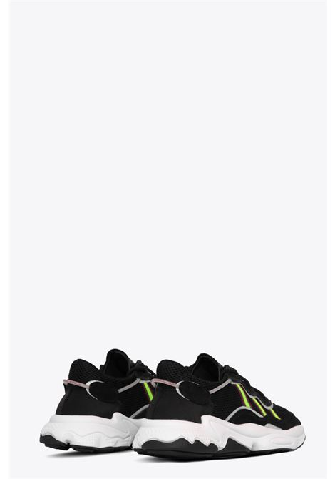 ADIDAS ORIGINALS | 10000039 | EE7002 OZWEEGOBLACK/GREEN