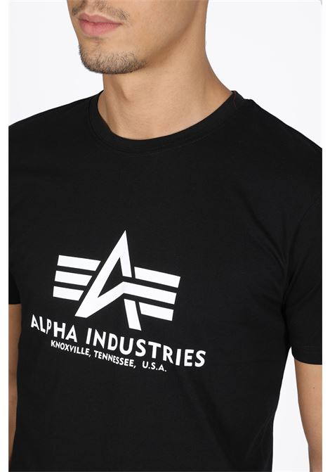 ALPHA INDUSTRIES | 8 | 100501 B BASIC T-SHIRT03