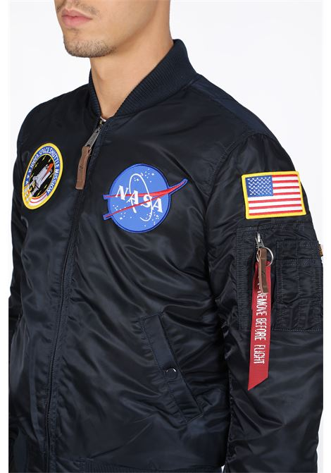 ALPHA INDUSTRIES | -276790253 | 166107 B MA-1 VF NASA07