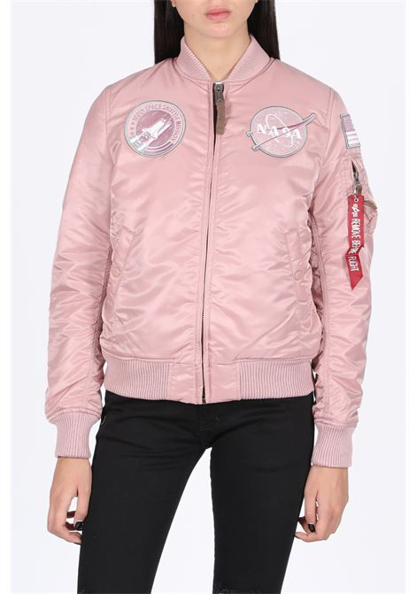 ALPHA INDUSTRIES | -276790253 | 168007 B MA-1 VF NASA WMN397