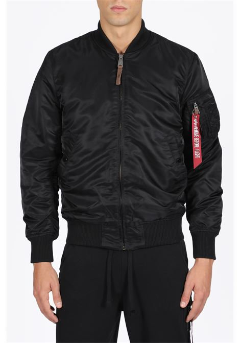 ALPHA INDUSTRIES | -276790253 | 168100 B MA-1 VF 59 LONG JKT03