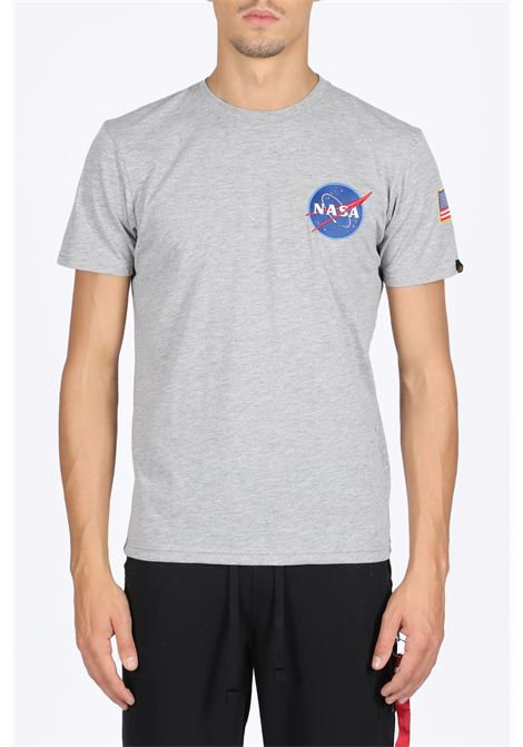 ALPHA INDUSTRIES | 8 | 176507 B SPACE SHUTTLE T-SHIRT17