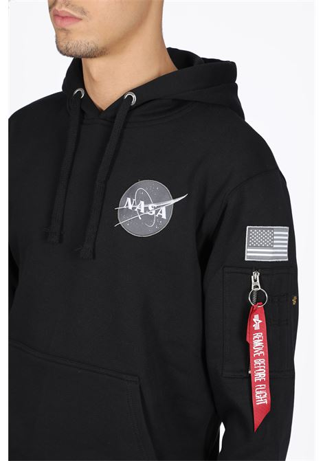 ALPHA INDUSTRIES | -108764232 | 178317 B SPACE SHUTTLE HOODY03