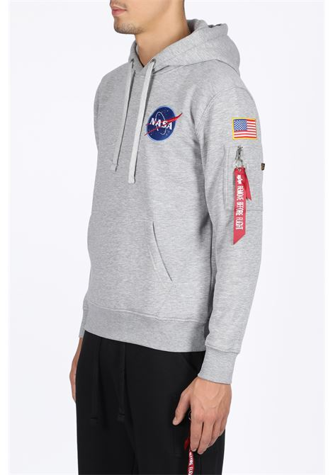 ALPHA INDUSTRIES | -108764232 | 178317 B SPACE SHUTTLE HOODY17