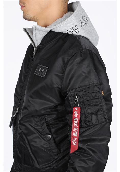 ALPHA INDUSTRIES | -276790253 | 183110 B MA-1 D-TECH JKT03