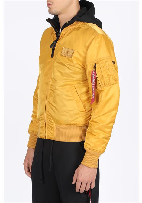 ALPHA INDUSTRIES | -276790253 | 183110 B MA-1 D-TECH JKT441