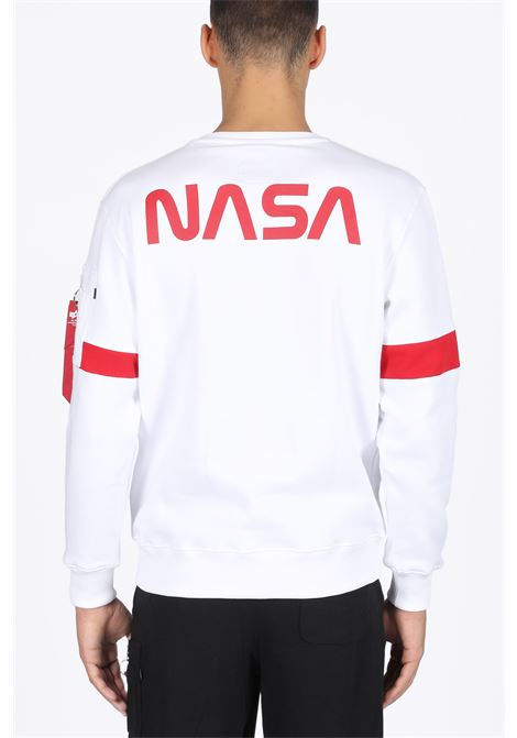 ALPHA INDUSTRIES | -108764232 | 198301 B APOLLO 15 SWEATER09