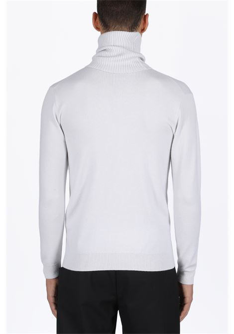 KNITTED SWEATER TURTLE NECK AMBUSH | -1384759495 | 12111826 KNITTED SWEATER TURTLE NECK EMBWHITE