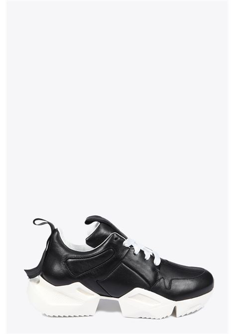 SNEAKER BASSA IN NAPPA BEN TAVERNITI - UNRAVEL PROJECT | 10000039 | UWIA036E19325001 NAPPA LEATHER SNEAKERS1000