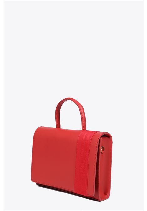 Small leather bag with shoulder strap GCDS | 31 | FW20W01021203