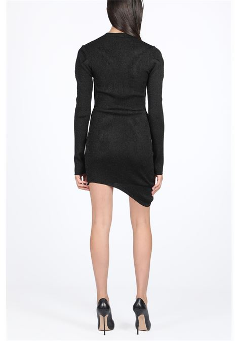 PUFF SLEEVES DRESS GCDS | 11 | FW20W020048 PUFF SLEEVES DRESSBLACK
