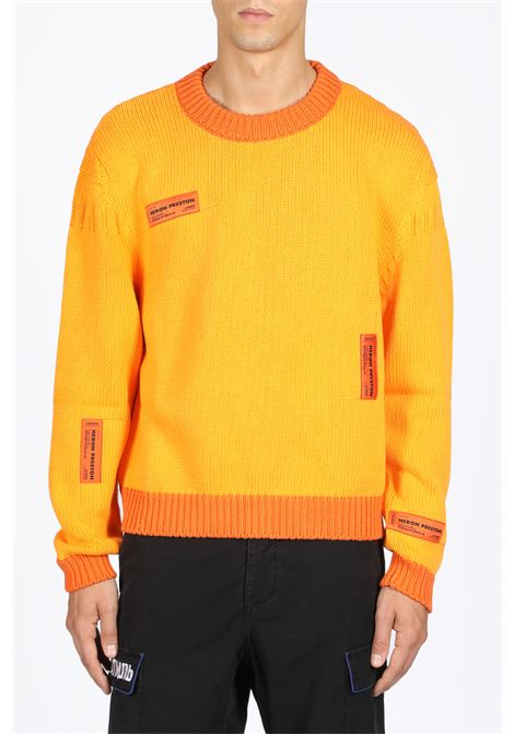 HERON PRESTON | 1 | HMHE001F19768014 CREWNECK SWEATER  CRAZY1919