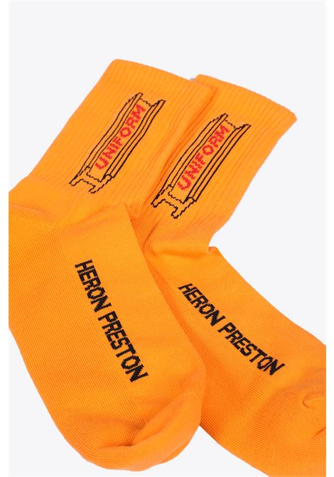 UNIFORM SOCKS HERON PRESTON | 33 | HMRA002F19769013 1988 UNIFORM SOCKSORANGE/MULTICOLOR
