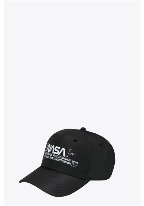 NASA CAP HERON PRESTON | 26 | HWLB001E198610311001 NASA CAPBLACK/WHITE