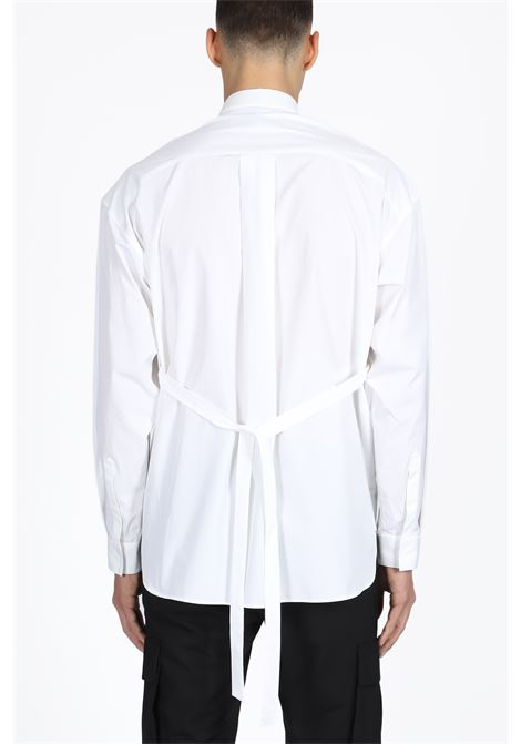 poplin cotton shirt JUUN.J | 6 | JC9864P011WHITE