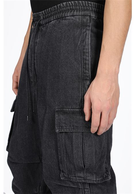 denim cargo pant JUUN.J | 9 | JC9X21PD15BLACK