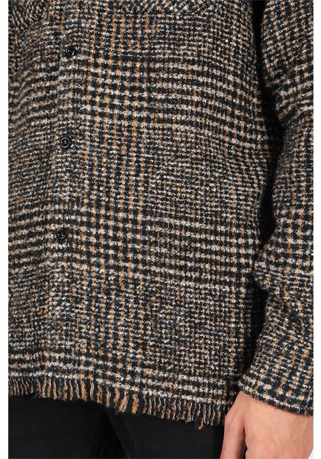 check tweed shirt LANEUS | 6 | CMU09 SHIRTVAR2