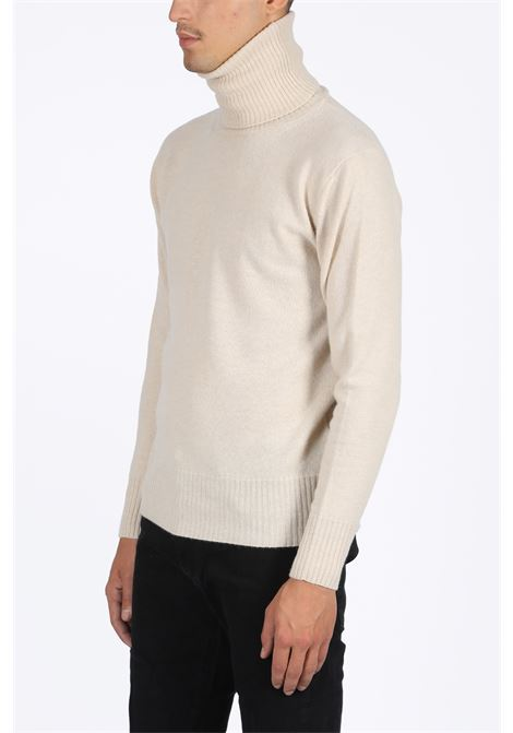 CACHEMIRE TURTLENECK LANEUS | -1384759495 | MGU1267 TURTLENECKOFF WHITE