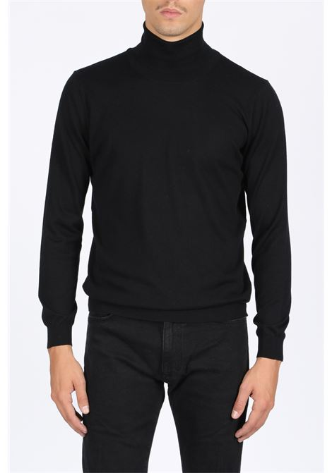 LANEUS | -1384759495 | S2142 TURTLENECKBLACK