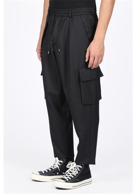 GROUND CARGO PANTS LOWNN | 9 | GROUND CARGO PANTSBLACK