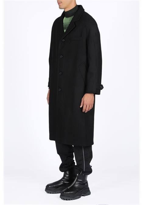 YOUTH CORE WOOL COAT MISBHV | 17 | 119M043 YOUTH CORE WOOL COATBLACK