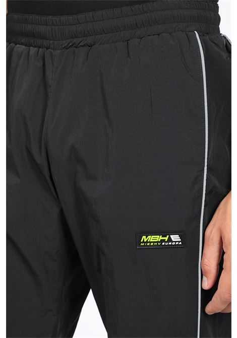 EUROPA TRACK TROUSERS MISBHV | 9 | 119M061 EUROPA TRACK TROUSERSBLACK