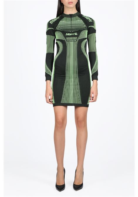 ACTIVE FUTURE DRESS MISBHV | 11 | 119W131 ACTIVE FUTURE DRESSBLACK/GREEN
