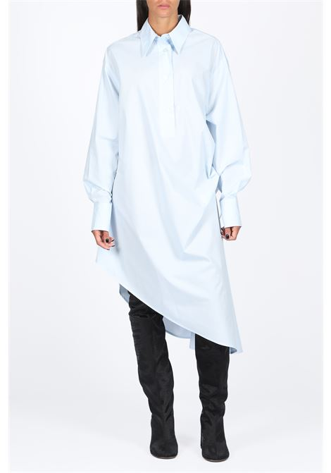 poplin cotton oversized dress MM6 MAISON MARGIELA | 11 | S32CU0088 S47294LIGHT BLUE