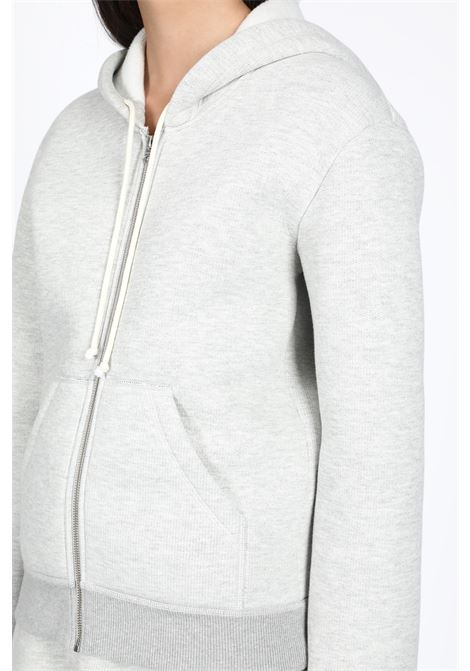 heavyweight hoodie  MM6 MAISON MARGIELA | -108764232 | S32GU0103 S25425GREY MELANGE