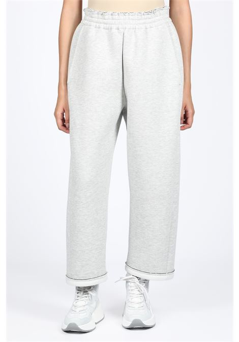 heavyweight sweatpant MM6 MAISON MARGIELA | 9 | S32KA0568 S25425GREY MELANGE