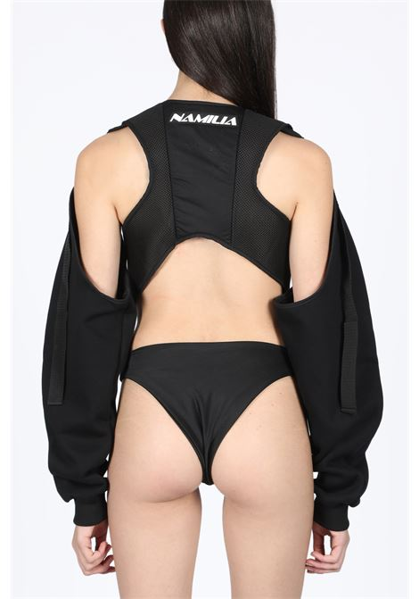 TACTICAL BODY NAMILIA | 32 | AW19BODY6 TACTICAL BODYBLACK