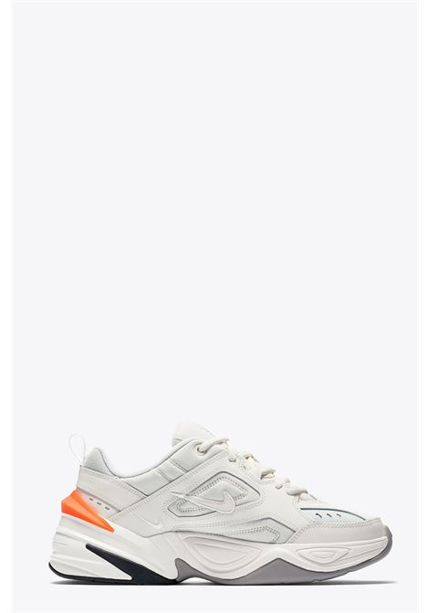 NIKE | 10000039 | AO3108 001 M2K TEKNOWHITE/ORANGE