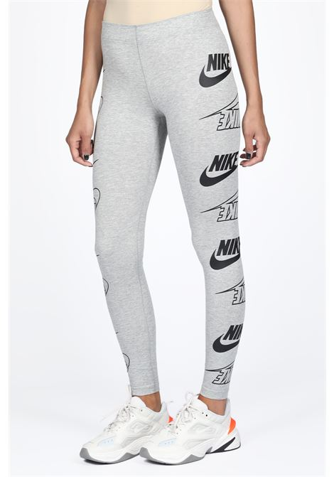NIKE | 5032243 | CD6977 064 NSW LEGASEE LGGNG FLIPGREY/BLACK