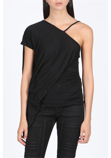 one shoulder top RICK OWENS LILIES | 40 | LI19F3115 L TOP09