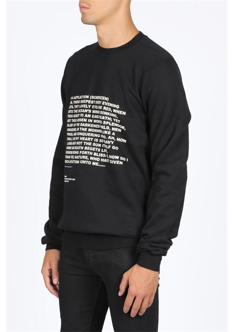 CREWNECK SWEAT RICK OWENS-DRKSHDW | -108764232 | DU19F6270 FEP3 CREWNECK SWEAT0921