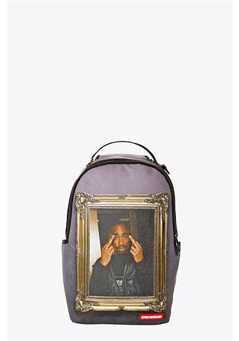 2Pac backpack SPRAYGROUND | 10000001 | 910B2779NSZMULTICOLOR