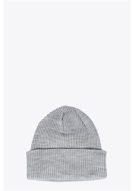 STUSSY | 26 | 132936 SMALL PATCH WATCH CAP BEANIEGREY