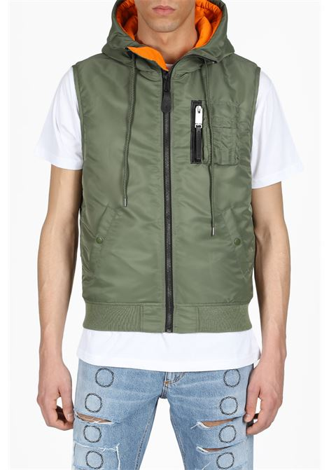 1017 ALYX 9SM | 38 | AAUOU0003A071 HOODED MA-1 VEST071