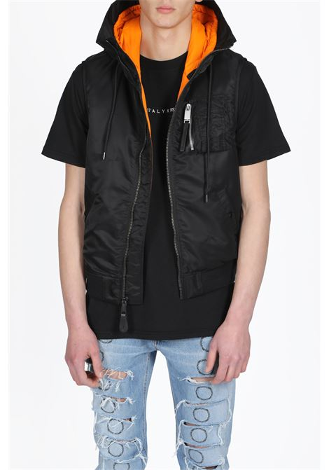 1017 ALYX 9SM | 38 | AAUOU0003A001 HOODED MA-1 VEST001