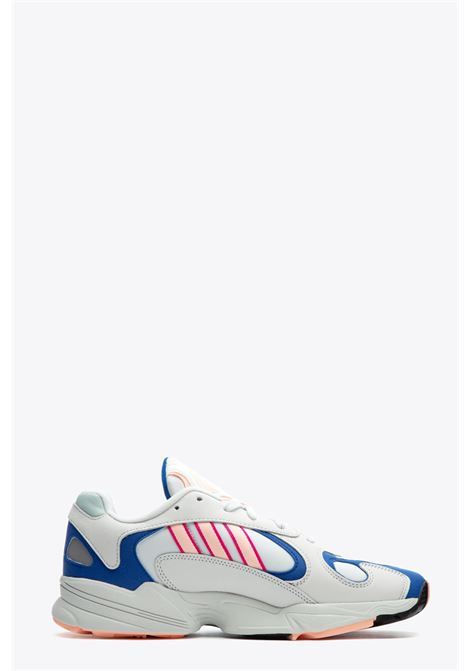 ADIDAS ORIGINALS | 10000039 | BD7654 YUNG-1WHITE/OCRA/ROYAL