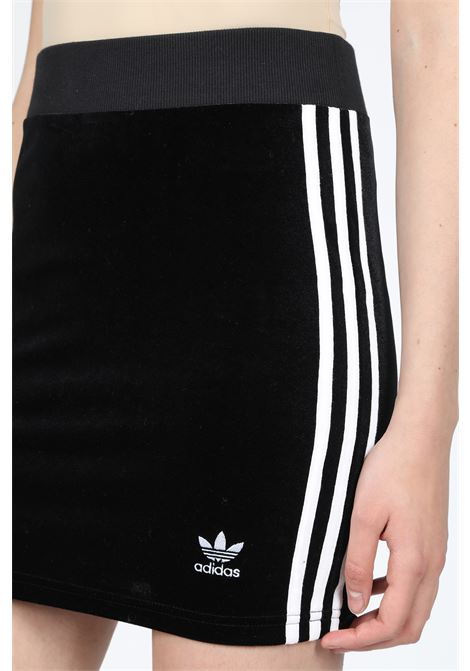 ADIDAS ORIGINALS | 15 | DV2628 3 STR SKIRTBLACK