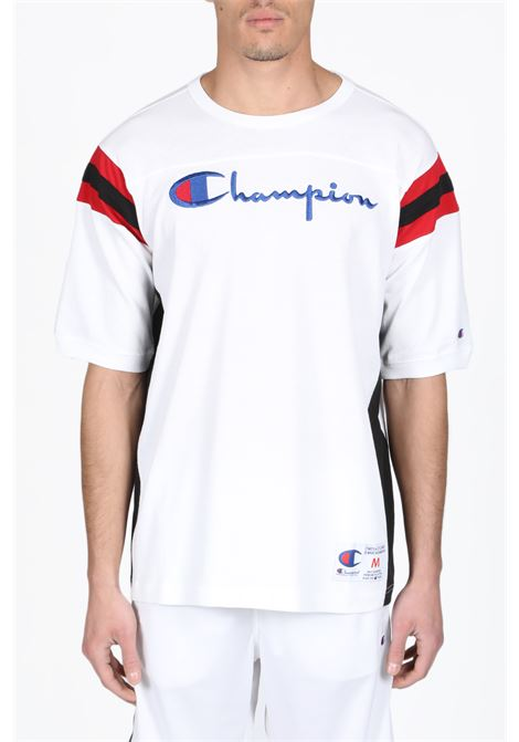 CHAMPION | 8 | 213056 SPORT ICONWHT/NBK/HTR
