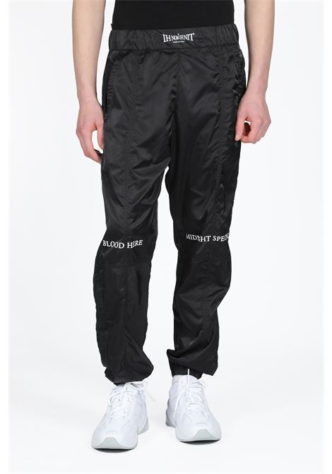 IH NOM UH NIT | 9 | NMS19332 SWEATPANTS SATIN WITH LOGO009
